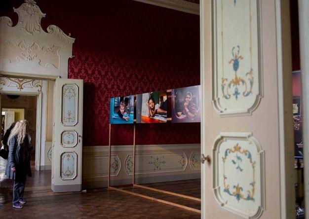 Il magnifico contesto della Villa Reale