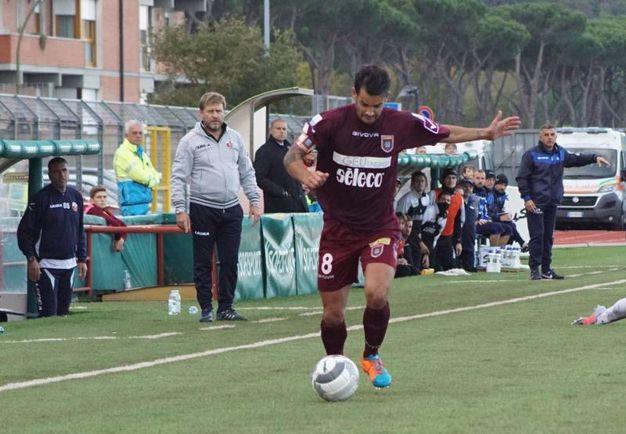 Pontedera-Cuneo (foto Sarah Esposito/Germogli)