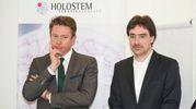 Tobias Hirsh e Tobias Rothoeft (foto Fiocchi)