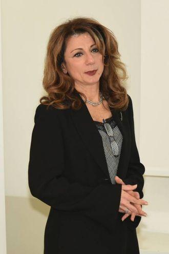 La dottoressa Graziella Pellegrini  (foto Fiocchi)