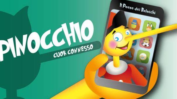 Pinocchio Cuor Connesso