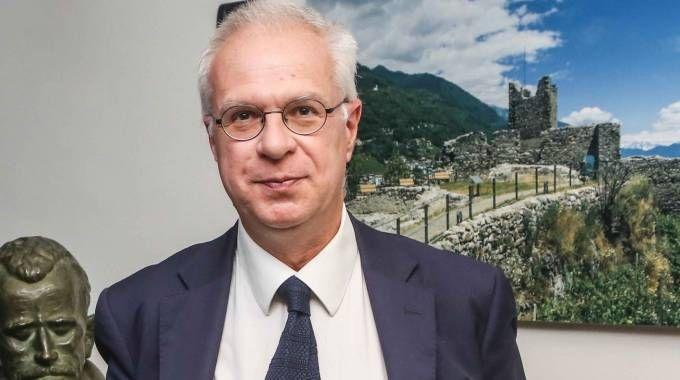 il procuratore capo di Sondrio, Claudio Gittardi