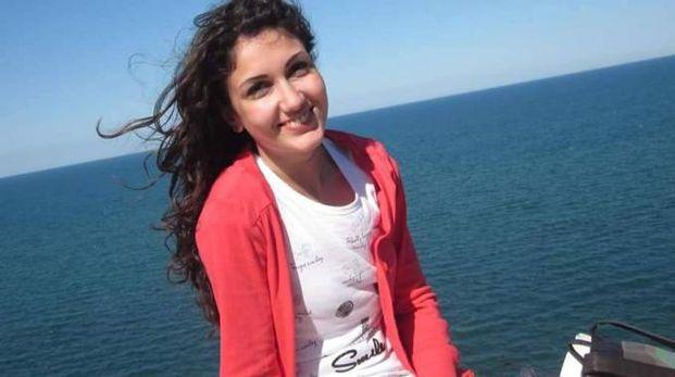 SEMPRE SORRIDENTE La 25enne Anna Tiberi che ha perso la vita in Cina