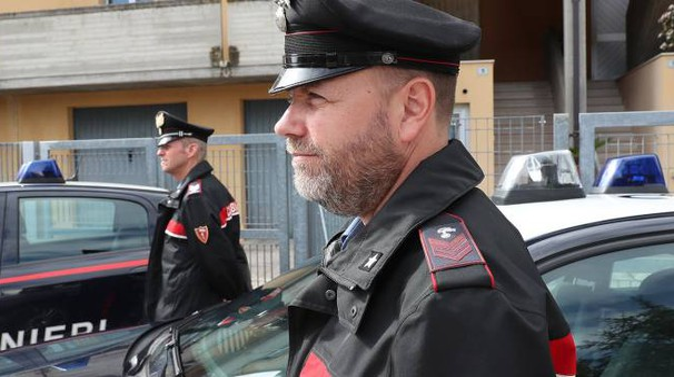 I carabinieri della Compagnia di Civitanova (foto d'archivio)