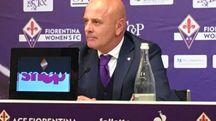Sauro Fattori allenatore della Fiorentina Women's