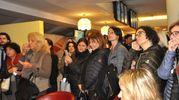 Folla di pubblico per Alessio Boni (Foto Concolino)