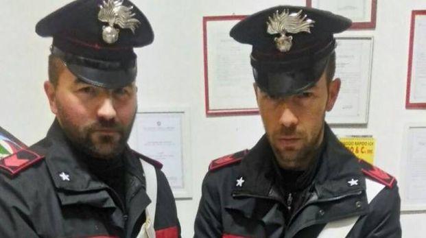 I carabinieri hanno eseguito una serie di controlli contro lo spaccio di droga
