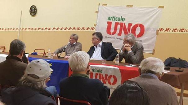 Mdp, incontro cn Vasco Errani nel Modenese (Dire)