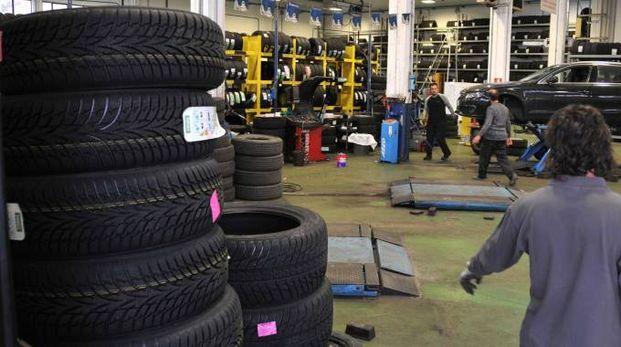 L'Anas ricorda che dal 15 novembre c'è l'obbligo di pneumatici invernali o catene a bordo