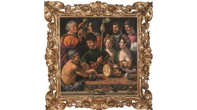 Giovanni di Niccolo Luteri - Allegoria di Ercole