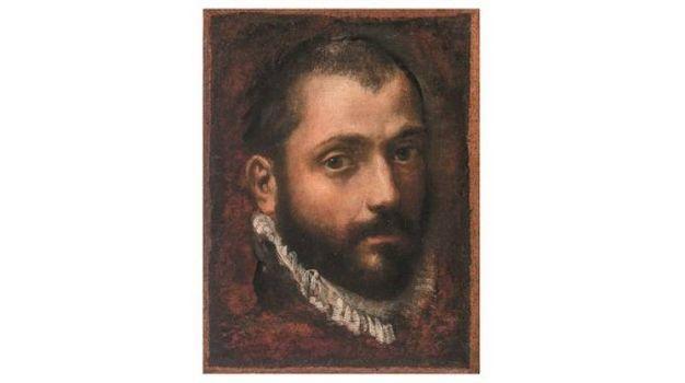 Federico Barocci - Autoritratto