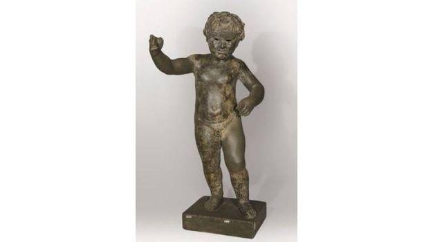 Ercole Ferrata - Statuetta di fanciullo