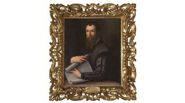 Bronzino - Ritratto di Luca Martini