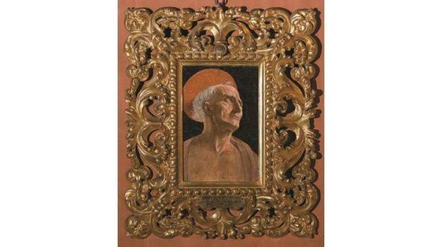 Andrea del Verrocchio - Testa di san Girolamo