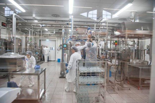 I laboratori hi-tech  (foto Schicchi)