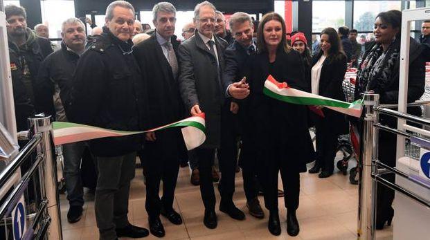 Da sinistra Claudio Mazzanti, Francesco Montalvo, Giuliano Barigazzi e Paola Pavanini