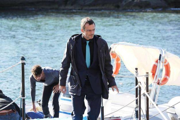 Una foto di scena della serie tv Rai 'Sotto Copertura 2' (Ansa)