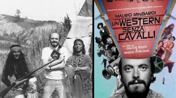 "Mauro Mingardi, ""Un western senza cavalli"", docufilm al Lumiere"