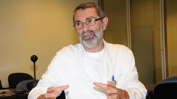 Il primario Paolo Viganò