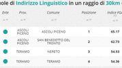 Indirizzo linguistico, la classifica della zona di Ascoli