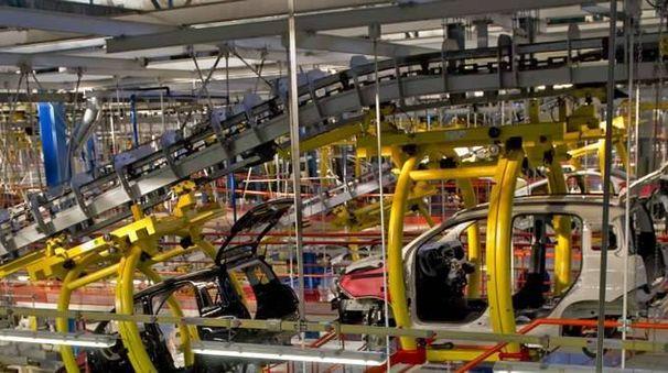 Produzione industria -1,3% a settembre