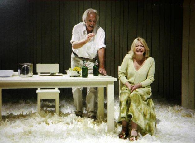 A teatro con Paola Quattrini (Pressphoto)