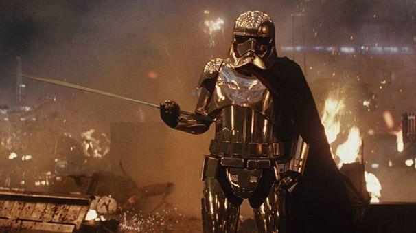 Una scena di 'Star Wars – Gli ultimi Jedi' – Foto: Lucasfilm