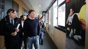 Miisano, World Circuit nella Riders Land  la visita in autodromo tra i cimeli del 'Sic' Marco Simoncelli (foto Petrangeli)