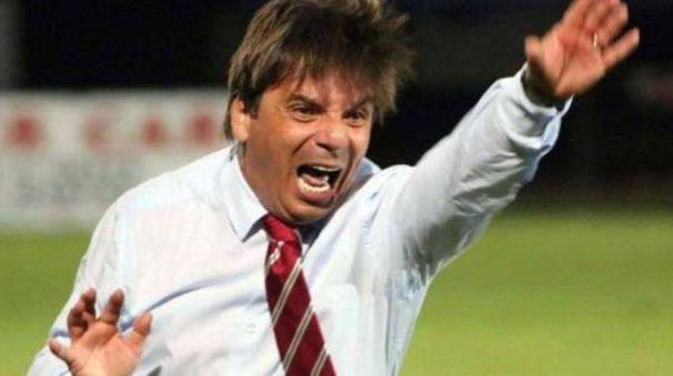 L'allenatore Ezio Capuano