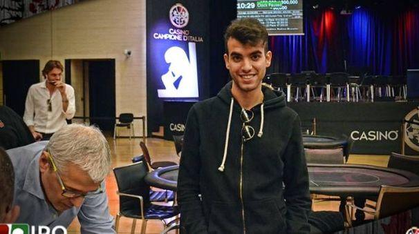 Il vincitore dell'Italian Poker Open, Andrea Shehadeh