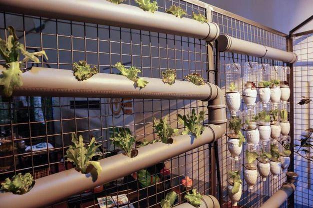 Il progetto fonde ristorazione di alta qualità a svariate esperienze nell'ambito della tecnologia alimentare (foto Schicchi)