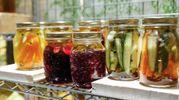 Alcune delle prelibatezze gastronomiche (foto Schicchi)