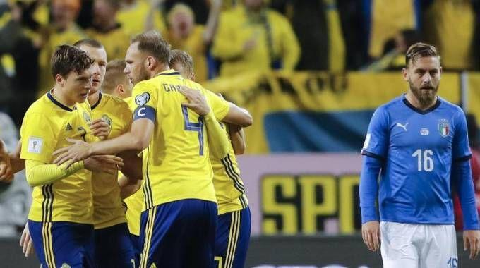 Svezia batte Italia 1-0 (Ansa)