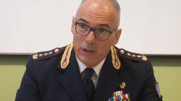 Geo Ceccaroli, comandante della polizia postale dell'Emilia-Romagna, che indaga sul caso delle ragazzine