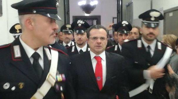 Il deputato regionale siciliano del Centrodestra Cateno De Luca (Ansa)