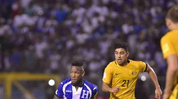 Mondiali 2018, Honduras-Australia 0-0