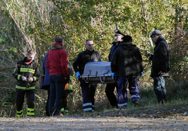 In zona non risultano persone scomparse (Calavita)