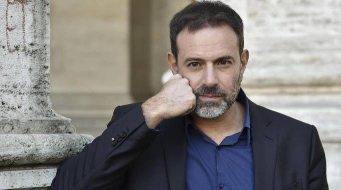 Il regista Fausto Brizzi (Ansa)
