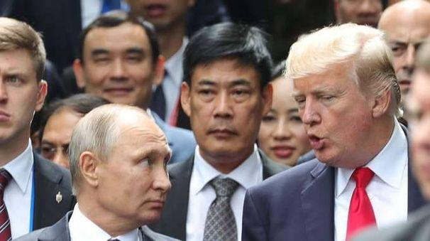 Putin, contatti con Trump un successo