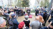 Inaugurazione Giardino degli Artisti a Milano