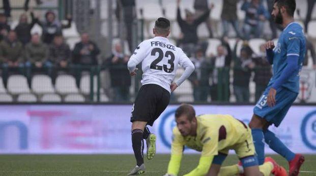 Firenze ha realizzato il gol dell'1-1