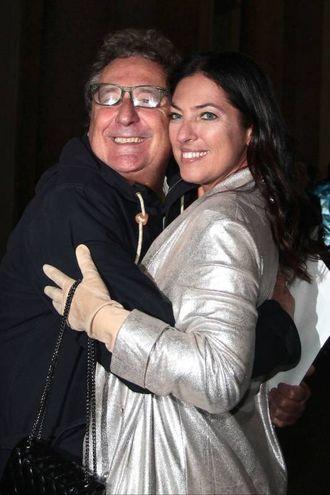 Enzo Iacchetti e Stefania Petyx