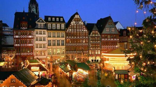 Mercatino di Natale a Francoforte