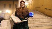 Il libro delle magie (foto Andrea Samaritani)