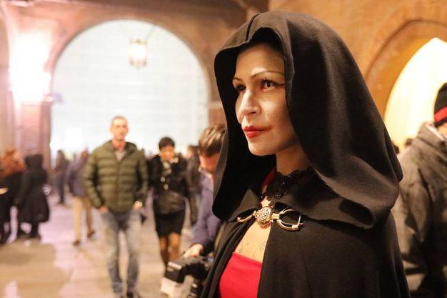 Abiti gotici (foto Andrea Samaritani)