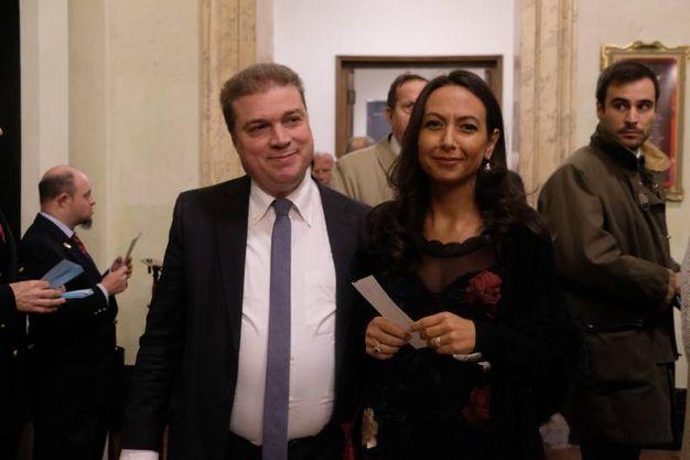Andrea De Maria e Irene Priolo (FotoSchicchi)
