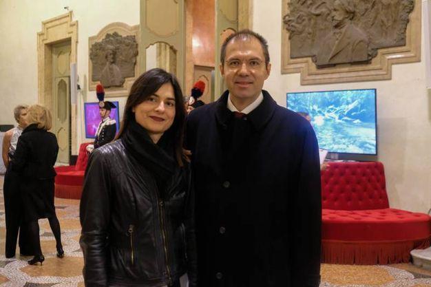 Veronica Fornasari e Giorgio Prodi (FotoSchicchi)