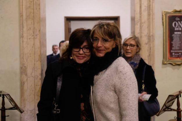 Nicoletta Grassi e Erika Zacchini (FotoSchicchi)