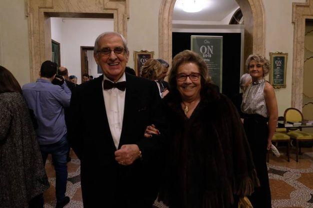 Umberto e Gabriella Peticchia (FotoSchicchi)