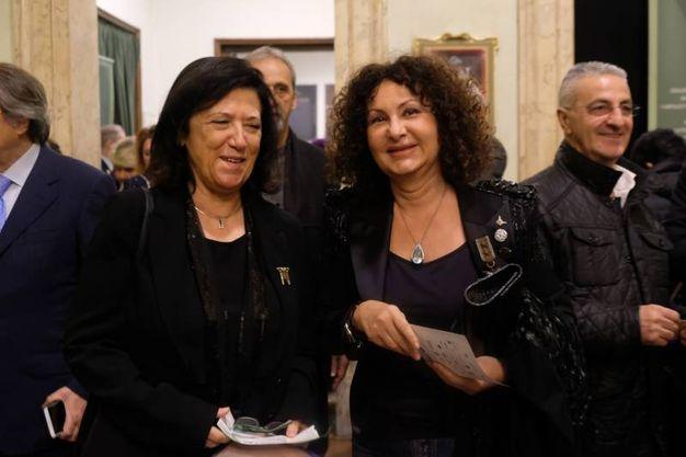 Giuseppina Gualtieri e Sonia Bonfiglioli (FotoSchicchi)